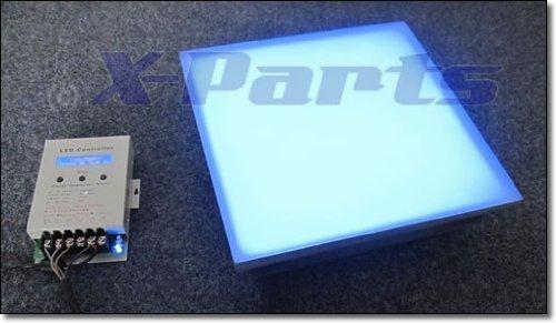Preisvergleich Produktbild 300 x 300 mm 234 LED Baustein RGB 24V Beleuchtung Neu