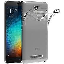 Funda para Xiaomi Redmi Note 3 (5,5 Pulgadas) MaiJin Resistente a arañazos TPU cubierta de delgada capa de silicona en la parte posterior