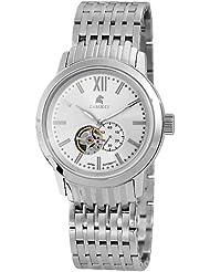 Carucci Watches Herren-Armbanduhr XL Analog Automatik Edelstahl CA2193SL