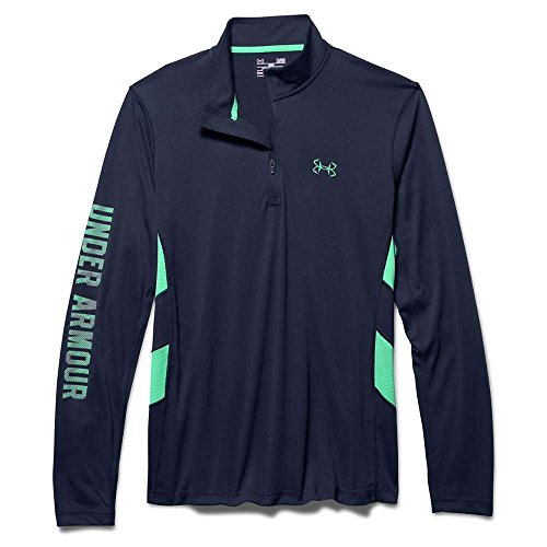 Under Armour UA Fish Hunter TECH188; zip Midnight Navy
