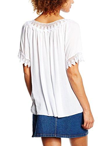 Madonna Damen T-Shirt Weiß (white 0001)