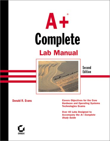 A+ Complete Lab Manual