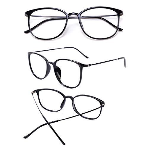 Axclg Reading glasses Outdoor Farbe wechselnde, intelligente automatische Zoom-Lupe Lesebrille, Sonnenbrille, UV-Strahlung, für Männer und Frauen