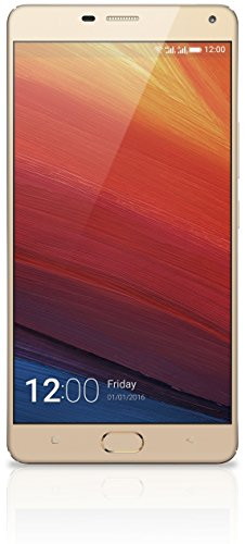 (Certified Refurbished) Gionee Marathon M5 Plus (Champagne Gold, 64GB)