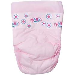Baby Born 811894 - Pañales Rosa (Bandai)
