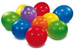 500 bunte Partyballons Luftballons 45 cm