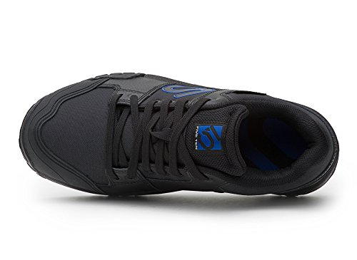 Five Ten - Chaussures Five Ten Impact Low Carbon/black 2016 Black/Power Blue