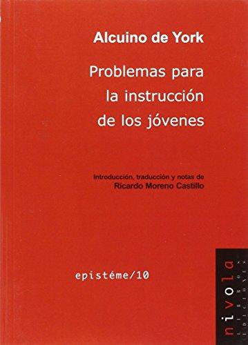 Problemas para la instrucción de los jóvenes