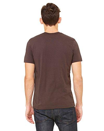 CanvasDamen T-Shirt Braun - Braun