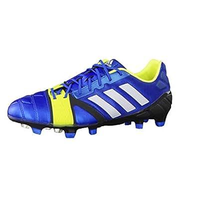 adidas ,  Herren Gymnastikschuhe, Blau - Blu/Giallo Fluo - Größe: 40 EU