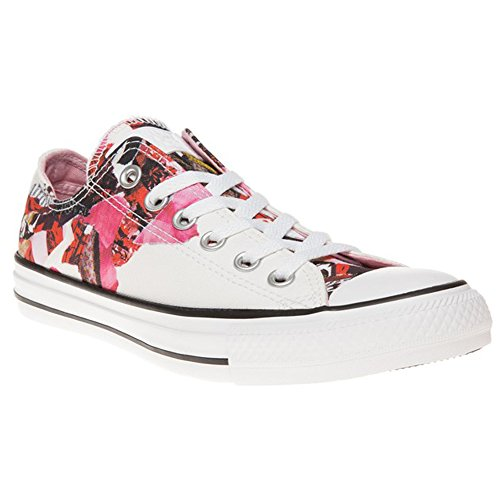 Converse - ALL STAR PRINT donna WHITE/PINK FREEZE/CASINO