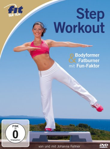 Fit for Fun - Step Workout - Bodyformer & Fatburner mit Fun-Faktor