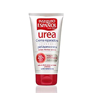 Instituto Español Crema Reparadora Piel Seca de Urea al 20% – Ultra Hidratación – 150 ML