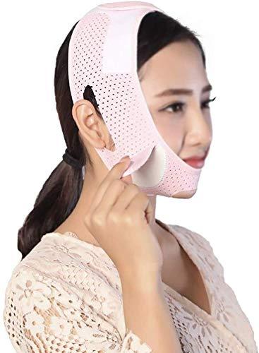 HEMFV Gesicht Abnehmen Kinn Wange Gürtel Erhebe Anti-Falten-Maske ultradünne V Face Line Gurtband Band