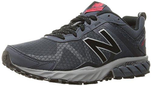 New Balance 610v5, Zapatillas de Running para Asfalto para Hombre, Gris (Grey), 44 EU