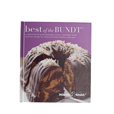 Nordic Ware Nordic Ware Best of the Bundt Cookbook