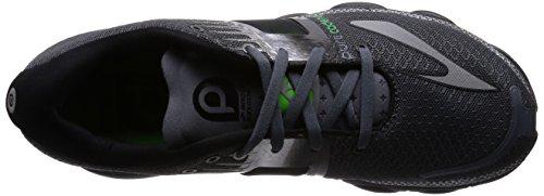 C4894 sneaker uomo BROOKS PURECADENCE 4 grigio shoe men Grey