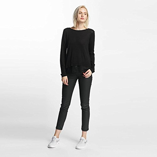 Only Femme Hauts / Sweat & Pull onlShirtley Lace Noir
