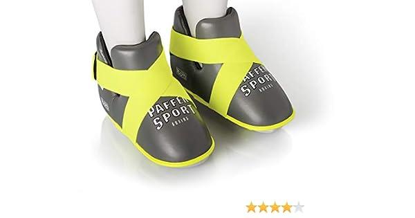 Paffen Sport Kids Kinder-Schienbeinschutz f/ür das Training im Kampfsport