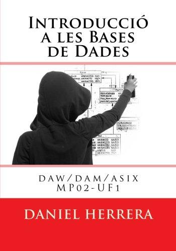 Introducció a les Bases de Dades: daw/dam/asix MP02-UF1