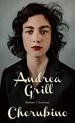 Buchseite und Rezensionen zu 'Cherubino: Roman' von Andrea Grill
