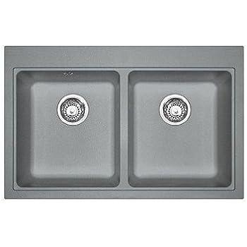 Franke 114.0442.910 pietra granito per lavello da cucina con ciotola ...