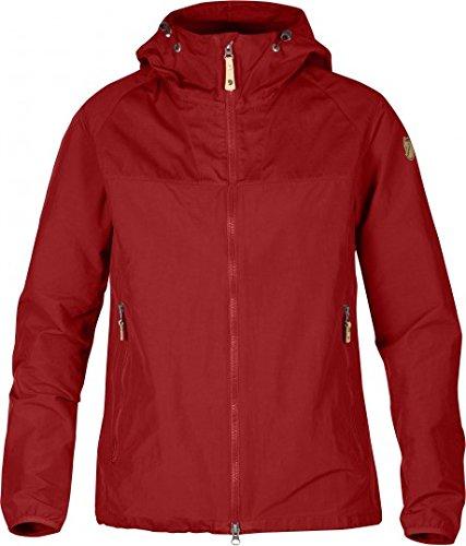 FjallRaven Veste casual Abisko Hybrid Jacket W. rouge
