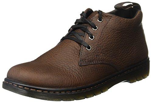 Dr. Martens BARNIE Overdrive BLACK 14799001 Herren Desert Boots Marone