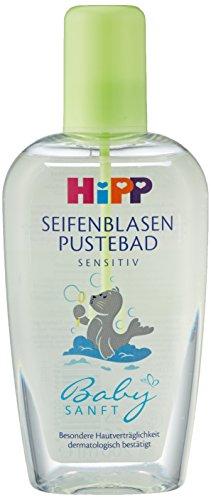 Hipp Babysanft Seifenblasenpustebad, 6er Pack (6 x 200 ml)