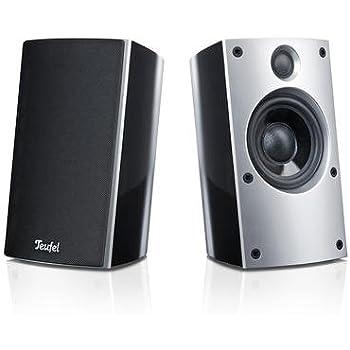 Teufel Concept B 20 PC-Stereo-Lautsprecher für Teufel-Einsteiger - Detaillierte, kraftvolle Wiedergabe am Comp