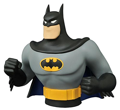 Batman The Animated Series Bust Salvadanaio Batman 20 cm
