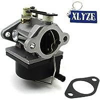 xlyze con junta para carburador para Tecumseh 640065A 64006513HP 13.5hp 14hp 15HP Motor Tractor Carb Fits OV358EA ovh135OHV110OHV115OHV125ohv130OHV120
