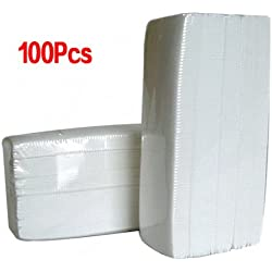Gleader Bandes d'epilation (paquet de 100)