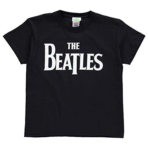 Official Ninos The Beatles Camiseta Junior Estampa Manga Corta Cuello Redondo