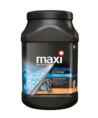 (4 PACK) - Maximuscle - Creatamax Extreme Raspberry   1103g   4 PACK BUNDLE