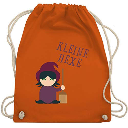 Halloween - Kleine Hexe süß - Unisize - Orange - WM110 - Turnbeutel & Gym Bag