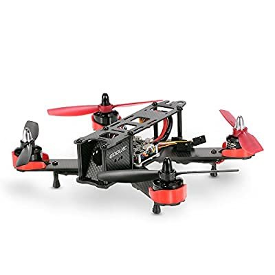 GoolRC 210 Carbon Fiber Racing Drone RC Quadcopter with CC3D Flight Controller