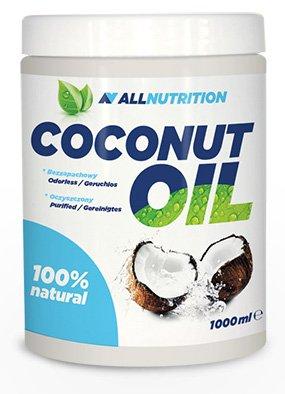 ALLNUTRITION Coconut Oil raffiniert Speiseöl ein 100% natürliches Produkt Vitamine Mineralien 1000ml