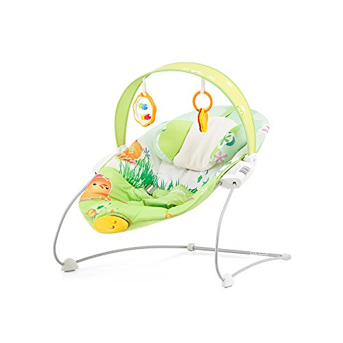 Chipolino CHIPSHEO01402CH Musik Babywippe - Oasis, chicks