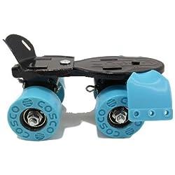 Cosco Zoomer Roller Skate, Junior Sky Blue