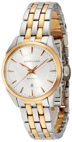 HAMILTON - Montre Femme Hamilton Jazzmaster Lady H42225151 Bracelet Acier - H42225151