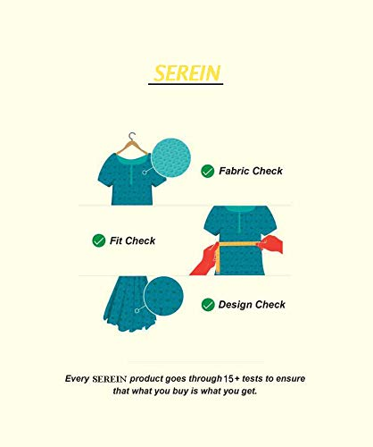 Serein Women's Blouson Shrug (SER-E-39_Green_S)