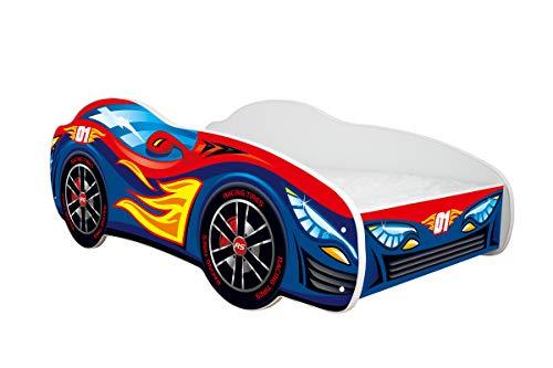 Letto A Forma Di Auto.Arredamento Lettino A Forma Di Auto Grandi Sconti Centro