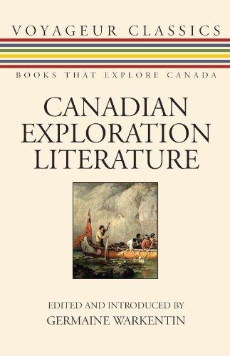Descargar Torrents En Ingles Canadian Exploration Literature: An Anthology (Voyageur Classics Book 3) Formato Kindle Epub