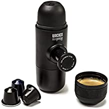 minipresso NS, compatible con Nespresso cápsulas de marca