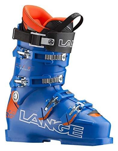 LANGE - Scarponi sci Lange Rs 130 Wide - blu-arancio fluo, 26.5