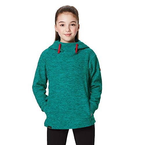Regatta Kinder kalola Hooded Fleece L Atlantis/Deep Lake