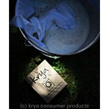 Krya All-Natural Classic Detergent Powder Made From Soap Berries