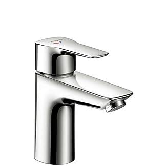 41G0yULbNtL. SS324  - Hansgrohe 71111000MysportL - Grifo monomando de lavabo