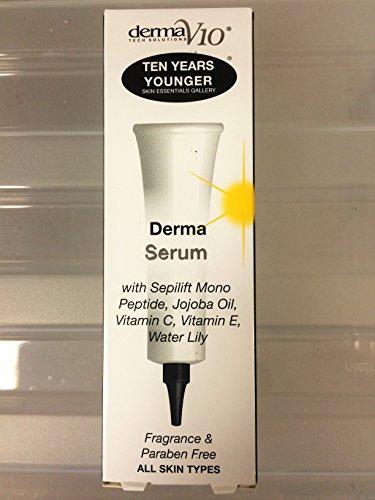 derma-v10-10-years-younger-serum-anti-wrinkle-collagen-30-ml